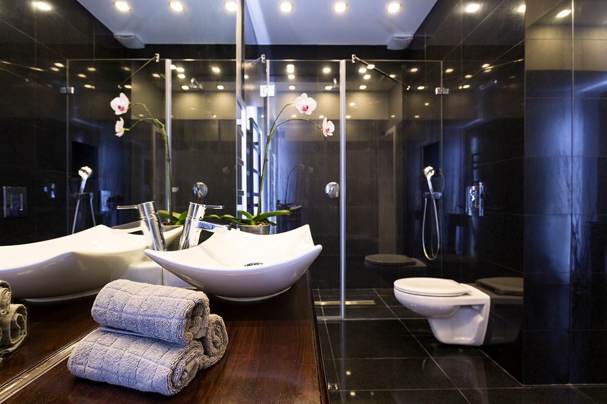Badezimmer: Raum - Gestaltung